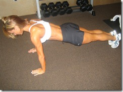 Abs - Plank