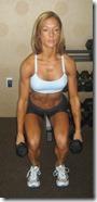 Legs - Narrow Squat (end)